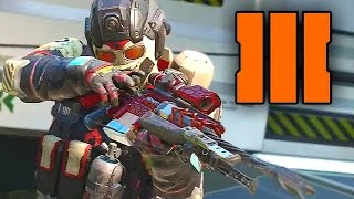 Black Ops 3 Weapon Camos and Specialist Customization REVEALED!