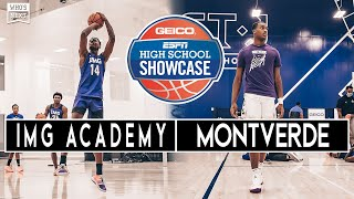 IMG (FL) vs Montverde (FL) - The St James NIBC Invitational 2021 - ESPN Broadcast Highlights