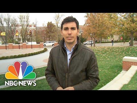 Missouri Campus Quiet After Online Threats | Short Take | NBC News