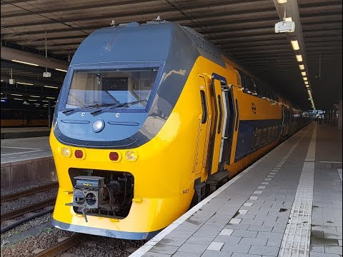 Cabinerit Den Haag CS - Amsterdam CS In 4K (VIRMm)