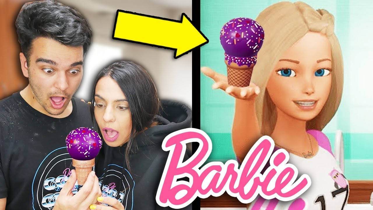 we-tried-following-a-barbie-vlogs-cooking-tutorial-diy-barbie-cake-pops-cooking-hacks