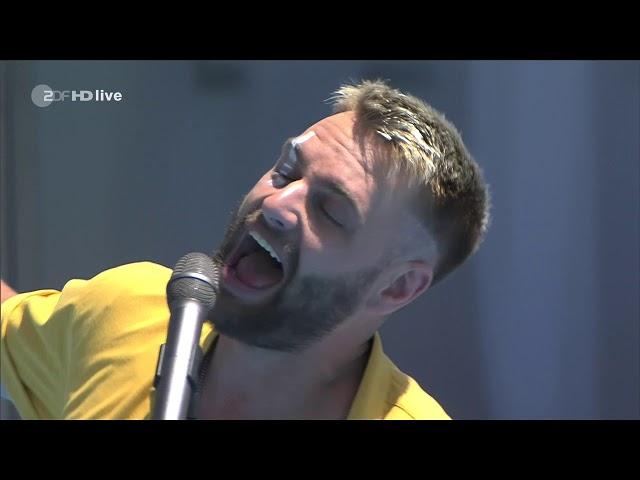 Good Weather Forecast - Superhumans - ZDF Fernsehgarten 03.06.2018