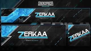 Sidemen Series: @ZerkaaHD Revamp by Qehzy