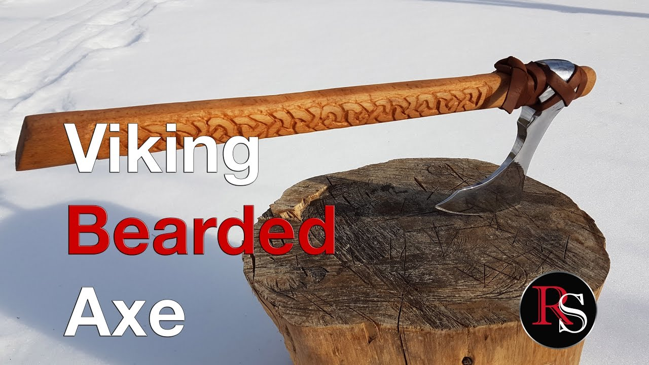 How to make an ax out of a kangaroo. Instruction 35