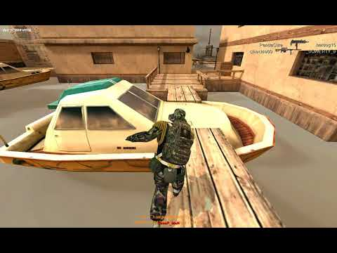 PLAYPARK SPECIAL FORCE ONLINE PH - SINGLE - SHANGHAI GAMEPLAY #2