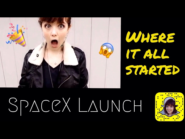 SpaceX Falcon 9 launch | #SpaceSnaps