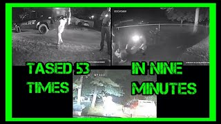 🔴WARNING GRAPHIC CONTENT🔵: Wilson Oklahoma Police Slowly Torture Man To Death