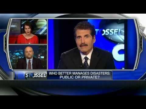 John Stossel - Myths: FEMA, Undecided Voters, Polls, Broken Window Fallacy, Bailouts 11/1/12