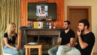 Adım Adım Programı - Sükut Filmi Röportaj - Silence Interview