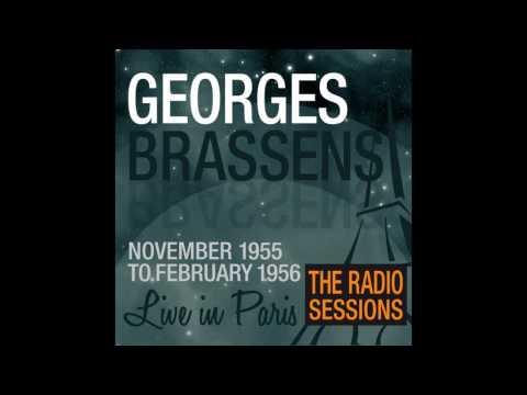 Georges Brassens - J'ai rendez-vous avec vous (Radio Version) [Live January 2, 1956]