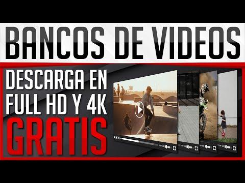 Bancos de Vídeos - Descargar vídeos gratis sin Copyright (Licencia libre)