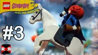 LEGO Scooby-Doo Escape from Haunted Isle - All Treasure Location Walkthrough Part 3