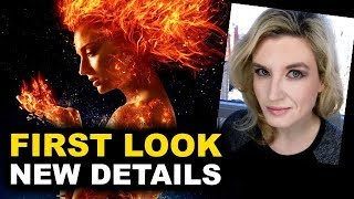 X-Men Dark Phoenix FIRST LOOK & PLOT DETAILS