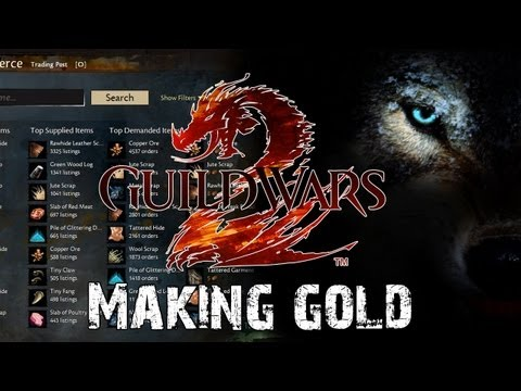 Guild Wars  Crafting Money Making Guide