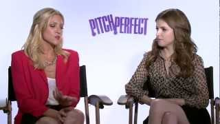 HitFix interview with Anna Kendrick and Brittany Snow (
