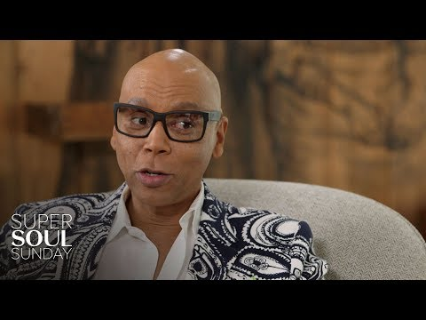 How RuPaul Works at Staying Positive | SuperSoul Sunday | Oprah Winfrey Network