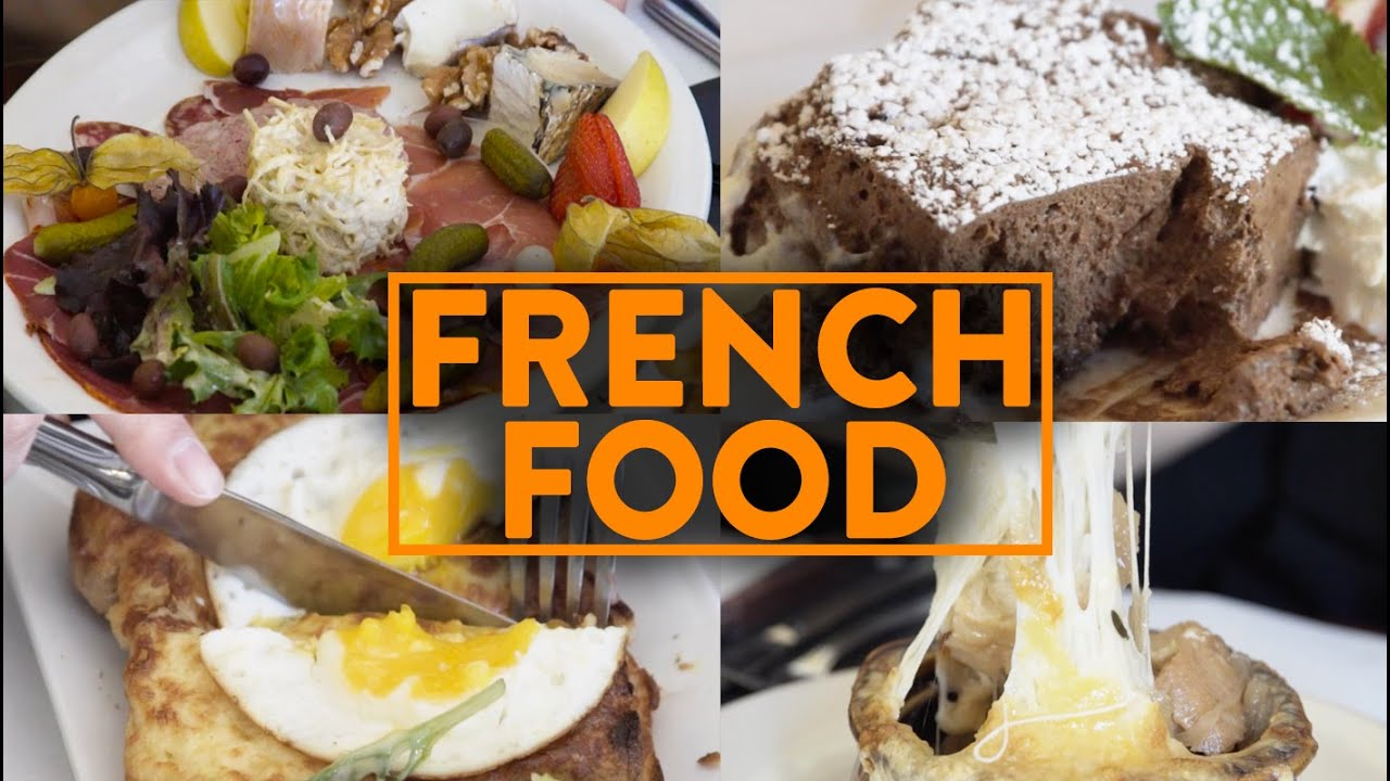 French cuisine w french people fung bros food doovi - Cuisine made in france ...