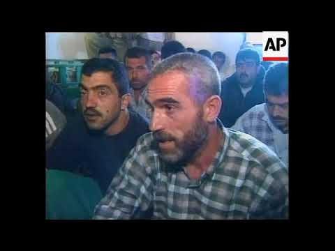 LEBANON: ISRAELI WITHDRAWAL AFTERMATH (V)