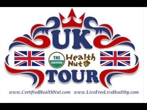 UK Superfood, Holistic Health Revival lecture in Swansea, Wales | Purium Platinum EU