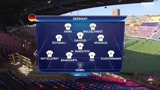 Germania U21 - Romania #goals U21 4-2 #Uefa #Under21