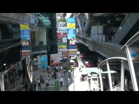Silom Road - Bangkok, Thailand