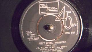 Jr WALKER & THE ALL STARS -  I AIN