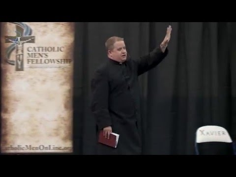 Fr Scott Courtney - Jesus is the Face of the Father's Mercy
