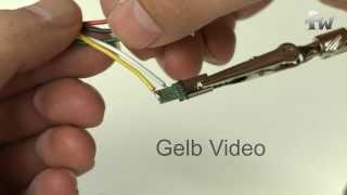 Richtig anlöten der RCWare FPV Live-Out miniUSB - Kabel für GoPro Hero 3