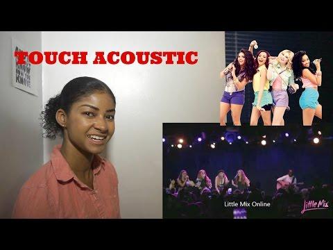 "Little Mix ""Touch"" (Acoustic) MTV Live Stream Reaction"