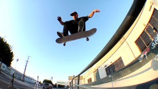 Street Skating LA w/ Zered Bassett, Joey Brezinski and Ryan Decenzo