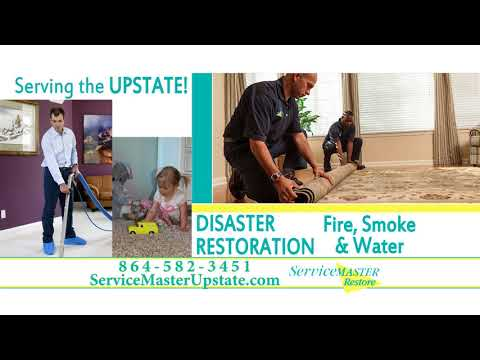 Water, Mold & Fire Damage Restoration | ServiceMaster of the