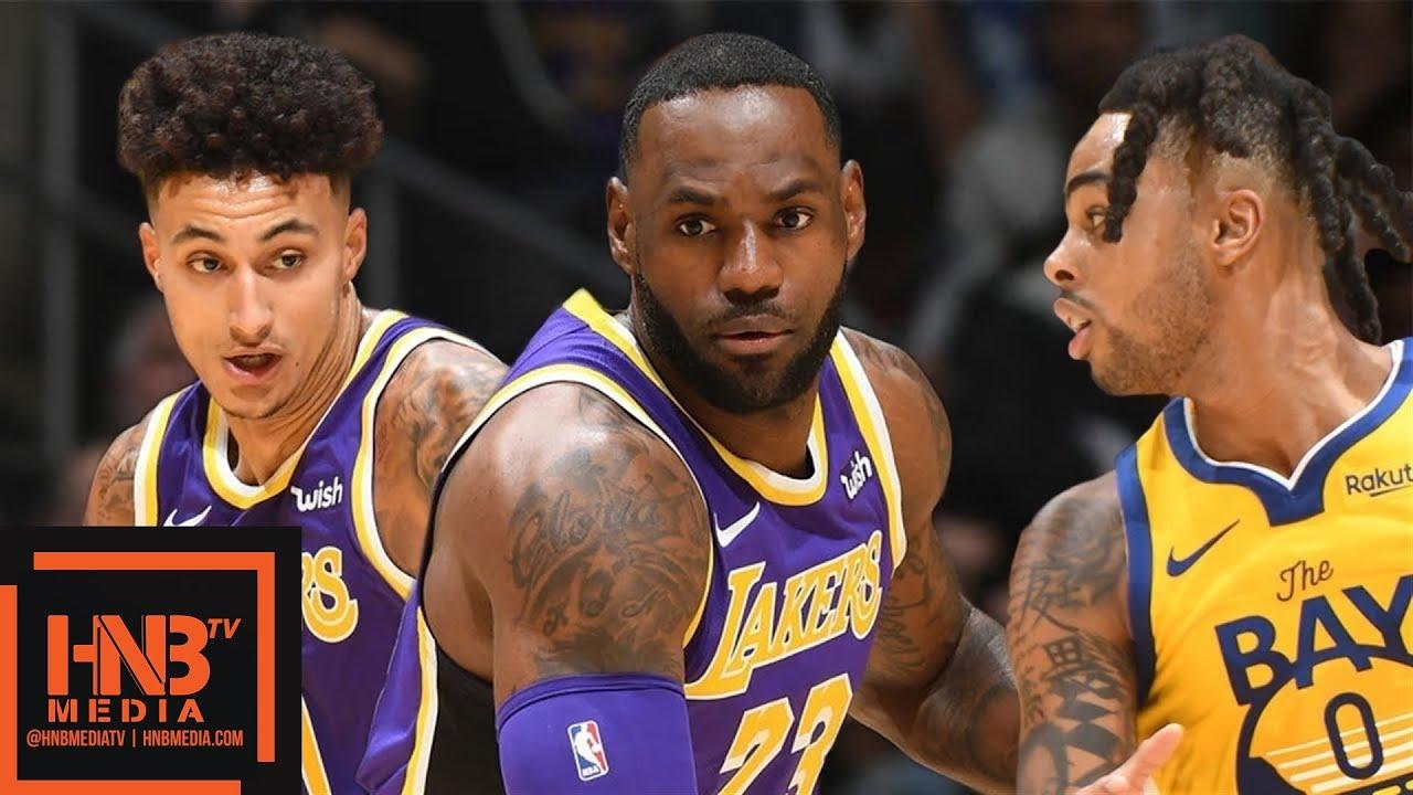 Los Angeles Lakers vs GS Warriors - Full Game Highlights   November 13, 2019-20 NBA Season