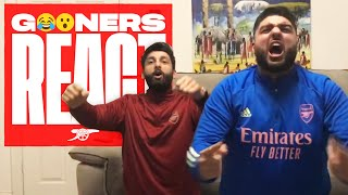 🤣  You don't want to miss this episode | Benfica vs Arsenal | Gooners React