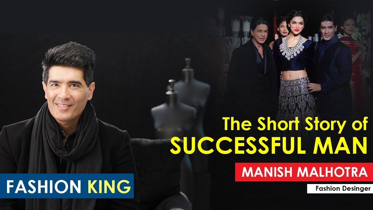Manish Malhotra Biography Short Story Fashion Designer About Youtube