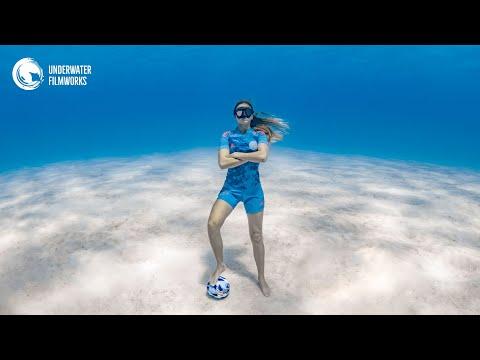 Inter Miami's recycled ocean plastics soccer jersey