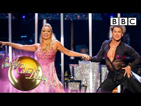 Saffron Barker and AJ Cha Cha to 'One Touch' by Jess Glynne - Week 2 | BBC Strictly 2019