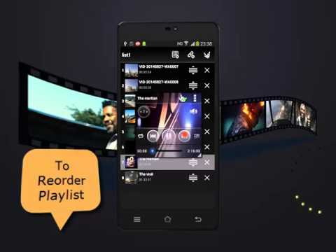 how to change the default video player on android