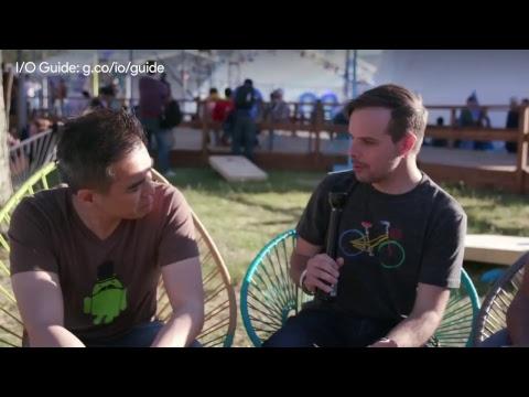Google I/O'17: Channel 6