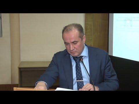 Владимир Бормашов рассказал о новых мерах социальной поддержки населения.