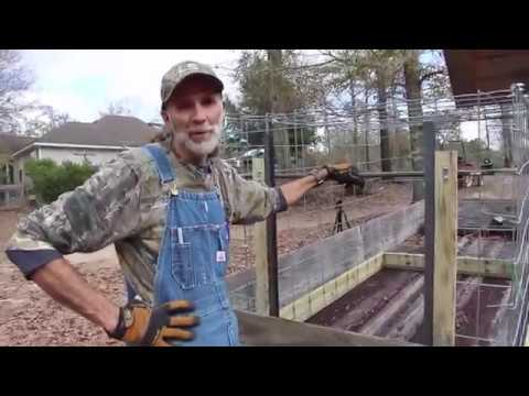 DIY Livestock Trailer --  Using Cattle Panels