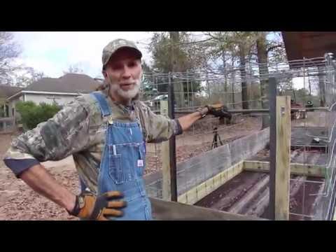 DIY Livestock Trailer --  Using Cattle Panels