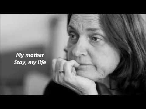 MY MOTHER - Lyrics ( Florin Salam - mama mea) English lyrics