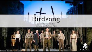 'Birdsong' by Sebastian Faulks: context, plot, characters & themes! *REVISION*