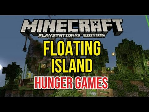 Minecraft Ps3 Ps4 Hunger Games Download Youtube
