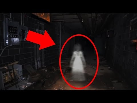 Top 10 Real Ghosts Caught On Camera By CCTV