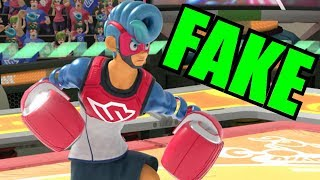These Super Smash Bros. leaks are 100% FAKE *proof*