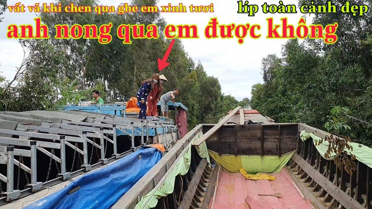 # 141 Chen Qua Ghe Em Gái Xinh Tươi Linh Hoạt Như Thế Nào/Boats