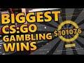 $6,277! My Biggest Win Ever! CS:GO Gambling