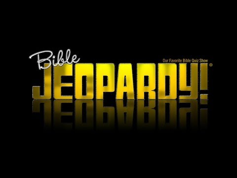 ISBHPK KIDS: BIBLE JEOPARDY