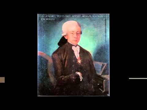 W. A. Mozart - KV 284a - 4 Preludes for keyboard in C major